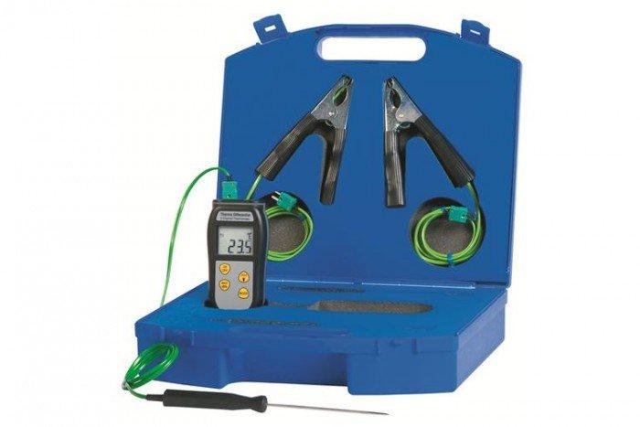 ETI HVAC Thermometer Kit with Penetration Probe