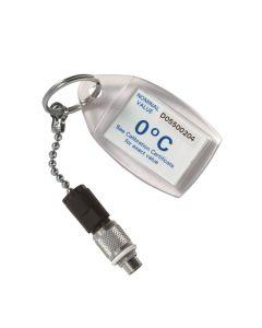 ETI PT100 Test Cap (0°C)
